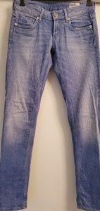 Size 28 Gstar 3301 womens straight Jean's.